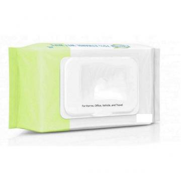 High quality 50pcs multi-purpose cleaning wipes personal hygiene wet wipes OEM wipes