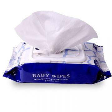 Hands Disinfection Alcohol Wet Wipes In Stock