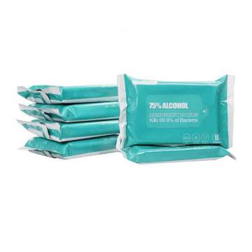 Custom Antibacterial Wipes With 75% Alcohol Wet Wipes Alcohol Wipes