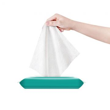 Factory Direct Wet Wipes Anti-bacterail Cleaning Non-wovens 80 PCS Wet Wipes