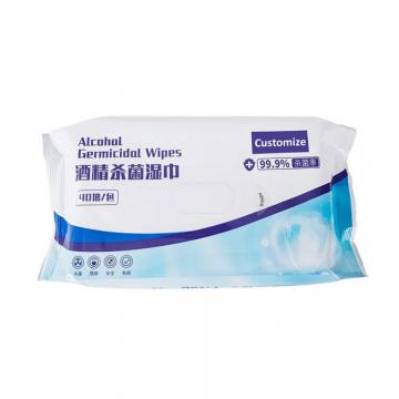 Non-Woven Disposable Antiseptic Wet Wipe