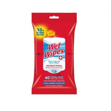 Wipe Baby Pure Water Alcohol Free Unscented Wet Wipe Hand