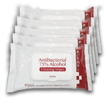 Non-Alcohol Pure Water Cleaning Wipes Baby Wet Wipes