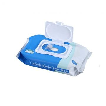Alcohol Free Eco Friendly 100% Pure Water Organic Baby Wipes