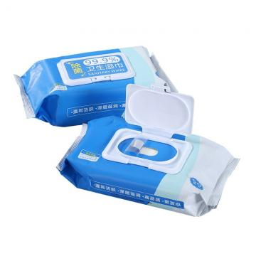 Approved 75% Alcohol Wipes, 99.9% Germ Killing Non-Woven Wipe (8027)